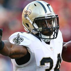 Fantasy Football Week 15 Waiver Wire: New Orleans Saints running back Tim Hightower
