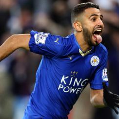 Riyad Mahrez, Leicester City vs. Chelsea