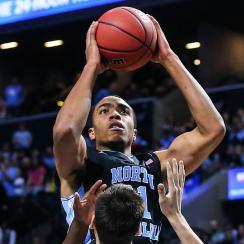 Brice Johnson, North Carolina Tar Heels