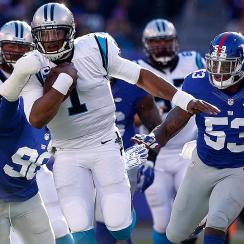 NFL Week 15: Panthers, Giants are polar opposites in NFC playoff picture