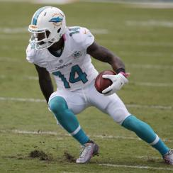 jarvis landry dolphins one hand catch video