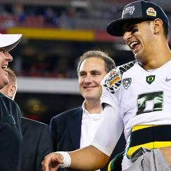Seven potential landing spots for Chip Kelly after being fired by the Eagles.