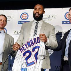 Chicago Cubs Jason Heyward