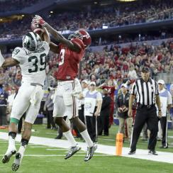 calvin ridley alabama  touchdown catch video