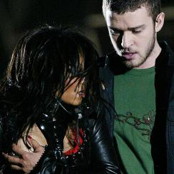 Janet Jackson-Justin Timberlake halftime show aftermath changed Super Bowl history