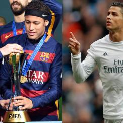 Messi, Neymar, Ronaldo, Ballon d'Or