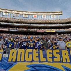 los angeles raiders rams chargers nfl relocation