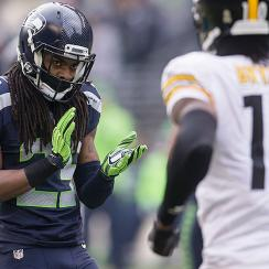 Richard Sherman breaks down tape on Seahawks defense