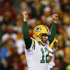 packers redskins aaron rodgers davante adams touchdown video