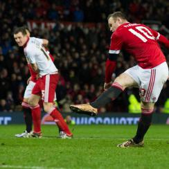 Wayne Rooney, Manchester United, FA Cup