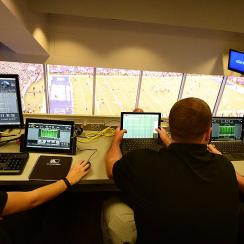 Super Bowl 100: Player tracking, analytics service NFL