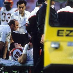 Super Bowl injuries: Tim Krumrie, Leslie Frazier, Charles Woodson on getting hurt in Super Bowl