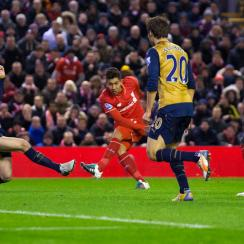 Arsenal, Liverpool, Roberto Firmino
