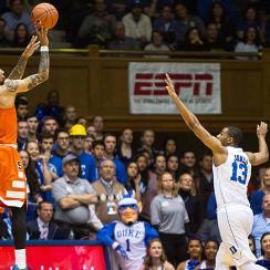 Syracuse defeats Duke