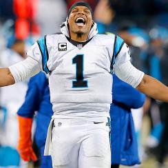 NFC Championship Game 2016: Cam Newton, Panthers rout Cardinals en route to Super Bowl 50