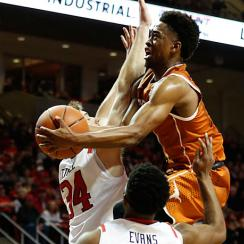Isaiah Taylor and Texas square off with Vanderbilt on Saturday in a battle of bubble teams that could both use a high-profile win.