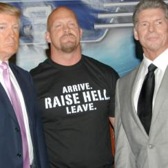 Donald Trump's best WWE moments
