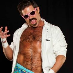 Joey Ryan talks about his infamous crotch based wrestling move