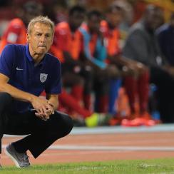 Jurgen Klinsmann and the U.S. men's national team face Iceland in their first match of 2016.