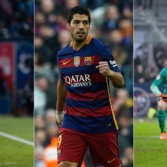 Pep Guardiola, Luis Suarez and AC Milan made headline around Europe this weekend