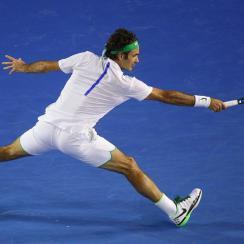 roger federer knee surgery torn meniscus