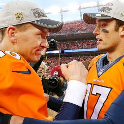 Super Bowl 50: Sitting behind Peyton Manning for years has Brock Osweiler ready for anything in Super Bowl 50