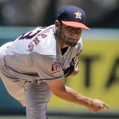 Lance McCullers, Houston Astros