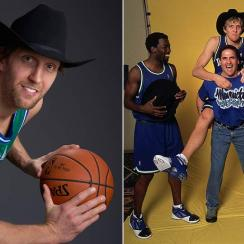 Dirk Nowitzki and Dallas Mavericks