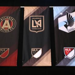 MLS expansion teams in Atlanta, LA and Minnesota are set to join the league