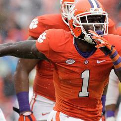 NFL draft: Clemson safety Jayron Kearse discusses the combine