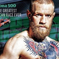 connor mcgregor sports illustrated cover ufc