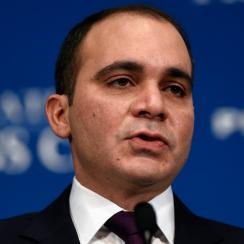 Prince Ali of Jordan is running for FIFA president again