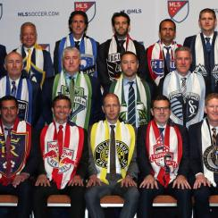 MLS coaches