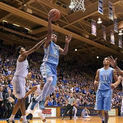 Joel Berry II UNC vs. Duke