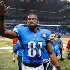 Lions WR Calvin Johnson announces his retirement from NFL quietly and simply