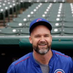 david ross catcher over the years