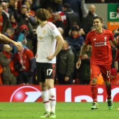 Liverpool beats Manchester United in the Europa League