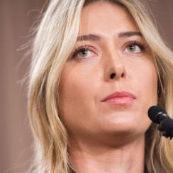 maria sharapova doping ban update