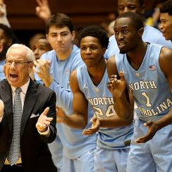 North Carolina Roy Williams