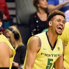 Oregon basketball
