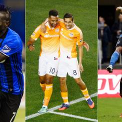 Montreal Impact, Houston Dynamo and San Jose Earthquakes all made statements in MLS Week 2