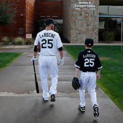 Chicago White Sox Adam LaRoche