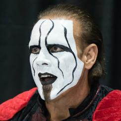 WWE's Sting reportedly retiring due to neck injury