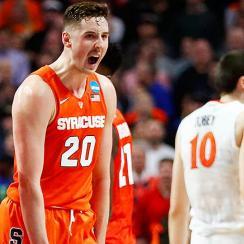 Syracuse beats Virginia