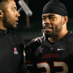 NFL draft: Josh Atkinson, George Atkinson's son and George Atkinson III's twin, chases NFL dream at Asuza Pacific
