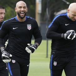 Tim Howard will be returning to MLS this summer with the Colorado Rapids