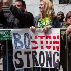 boston strong sign boston marathon 2016