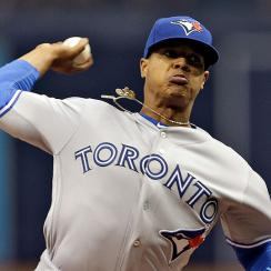 Toronto Blue Jays Marcus Stroman