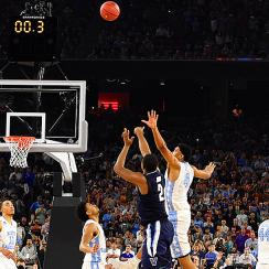 Kris Jenkins's shot gives Villanova another shining title win