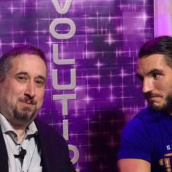 Gabe Sapolsky on Evolve Wrestling, WWE, Triple H